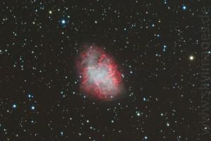 Messier 1 (Aufnahme aus 2006)