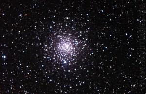 """Kugelsternhaufen NGC 4833 (Januar 2002) 14""""SCT + ST8e"""