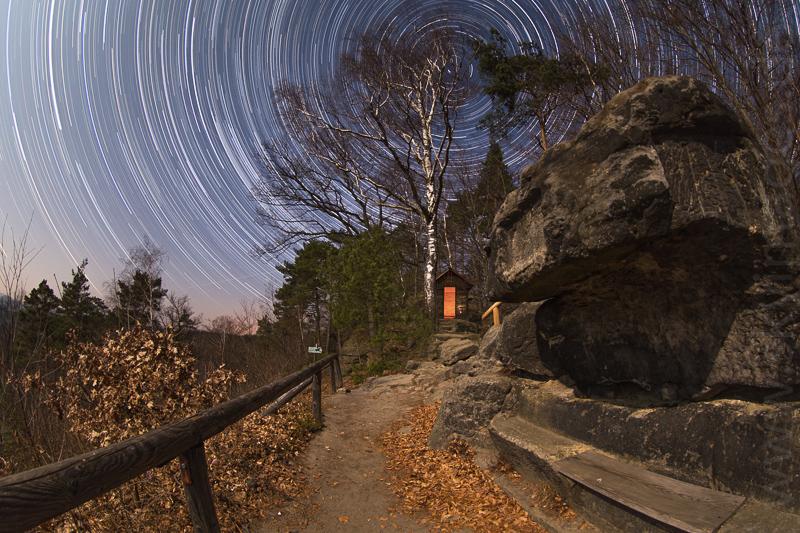 Spur der Sterne