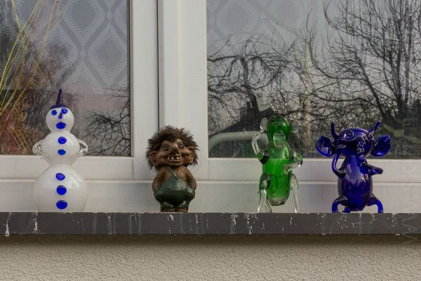 aufer Fensterbank :D