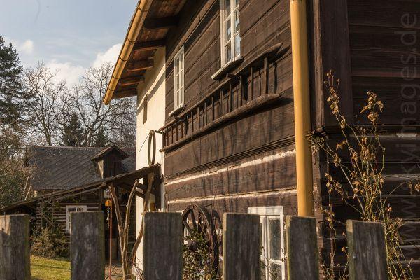 Umgebindehaus in Svor