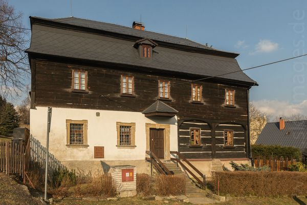 Umgebindehaus in Blottendorf