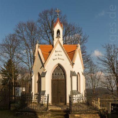 Grablege in Blottendorf