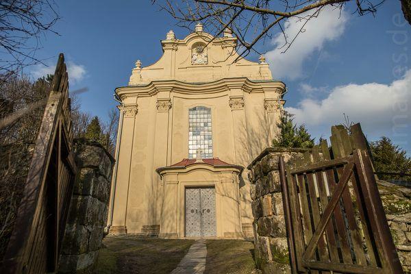 Dreifaltigkeitskirche in Blottendorf