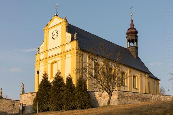 Kirche von Rosendorf