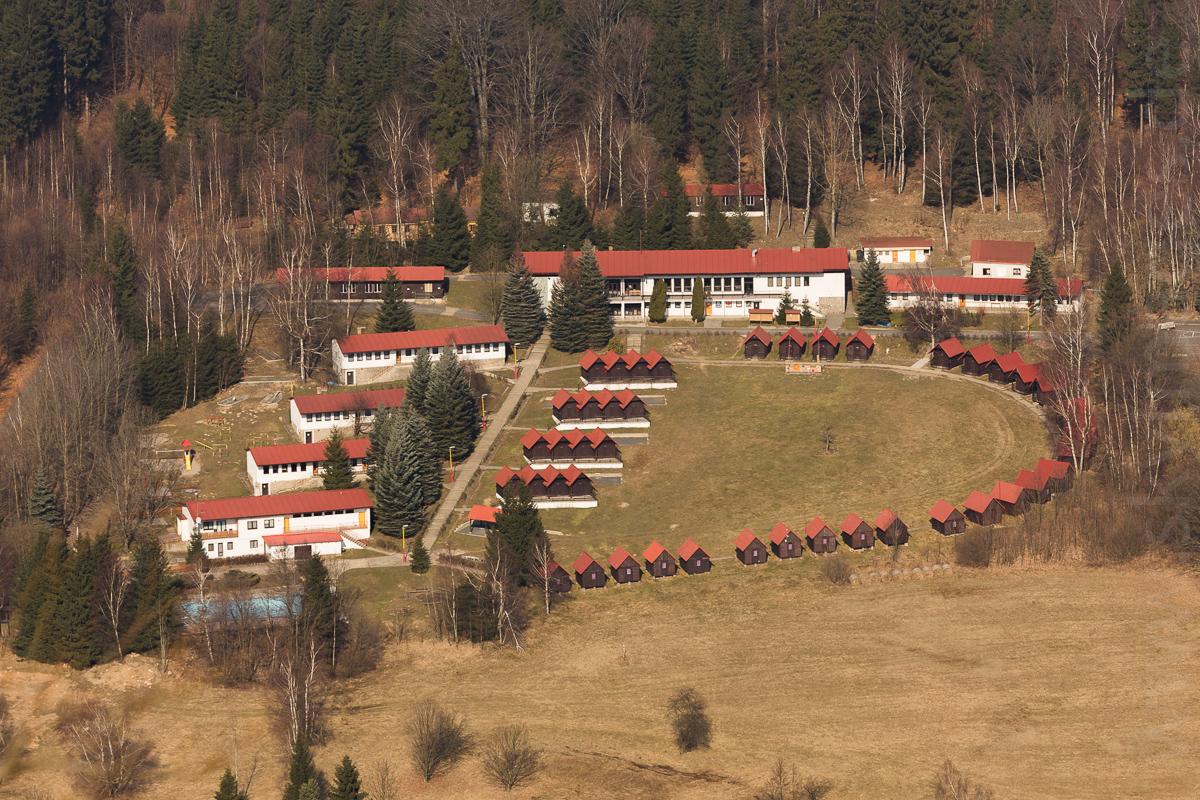 Feriensiedlung bei Svor